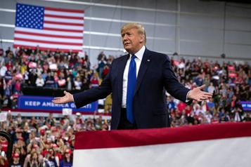 Destitution: Trump compte sur des républicains au garde-à-vous