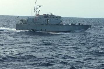Des bateaux de pêche italiens essuient des tirs libyens)