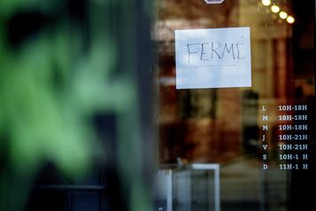 Montréal: l'aide aux petites entreprises accessible «dans les prochains jours» )