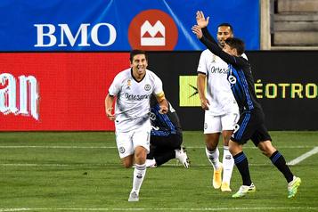 MLS L'Impact s'incline 4-1 devant l'Union)