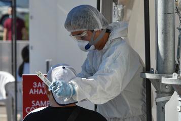 Le Kazakhstan dément des affirmations chinoises sur un nouveau virus mortel)