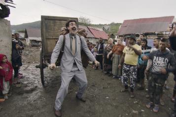 Borat Subsequent Moviefilm: surprise d'octobre! ★★★½)