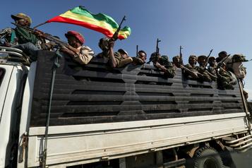 Éthiopie L'ONU dénonce de possibles «crimes de guerre»)