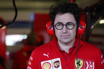 Formule 1: le patron de Ferrari envisage une fin de saison en janvier2021