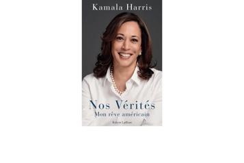 Les mémoires de Kamala Harris publiés en français en mai)