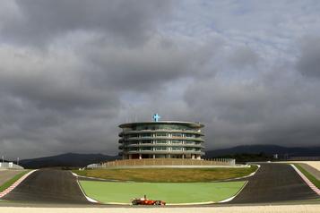 Retour de la Formule 1 au Portugal… avec des spectateurs)