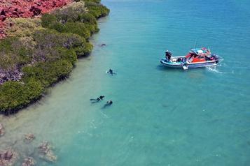 Australie: d'anciens sites aborigènes découverts dans la mer)