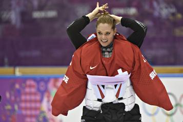 Hockey suisse: l'homme de la situation s'appelle Florence Schelling