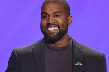 Kanye West s'associe avec Gap)