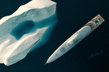 Aqua, un superyacht fonctionnant à l'hydrogène