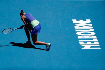 Internationaux d'Australie: Karolina Pliskova éliminée dès le 3e tour