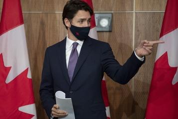Justin Trudeau: «On va passer un hiver plate»)