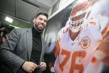 Le message de Laurent Duvernay-Tardif
