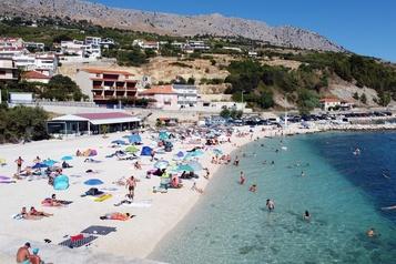 Croatie: le tourisme fait bondir le nombre de contaminations)
