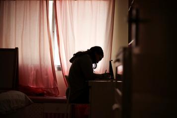 Les oubliés de la crise: le deuil de ma vie d'adolescente)