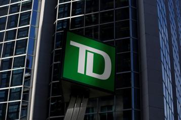 La Banque TD hausse son bénéfice au premiertrimestre)