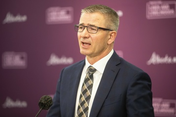 Fonds publics dans KeystoneXL Un pari prudent, selon le gouvernement de l'Alberta)
