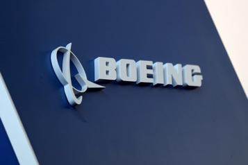 Boeing assure que ses clients ont de quoi financer leurs achats d'avions)