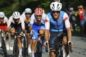 Cyclisme sur route Michael Woods termine au 5erang)