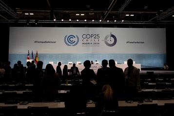 COP25: une occasion «ratée» de répondre à l'urgence climatique