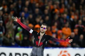 Laurent Dubreuil: «Je me sens encore mieux que l'année dernière»)
