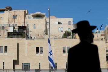 Bousculade meurtrière  Jour de deuil national en Israël)