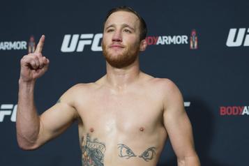L'UFC reprend ses combats à huis clos en Floride)
