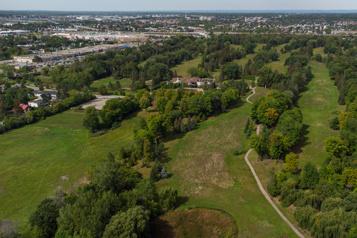 Contamination du golf de Rosemère  La Ville demande l'intervention de Québec)