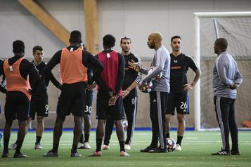 L'Impact disputera cinq matchs préparatoires