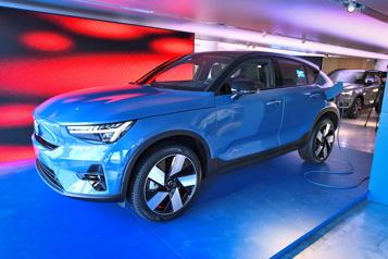 Volvo Volvo sera 100% électrique et 100% en ligne d'ici 2030 )