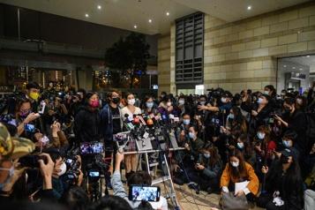 HongKong La Chine engage l'imposition d'une «réforme» électorale)