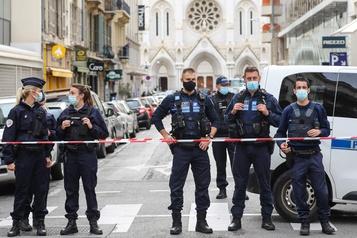 Attentat de Nice Le Canada offre ses condoléances à la France)