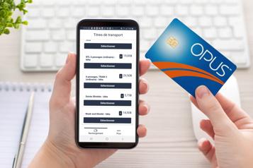 Transports en commun Acheter ses billets avec un téléphone? Bientôt possible)