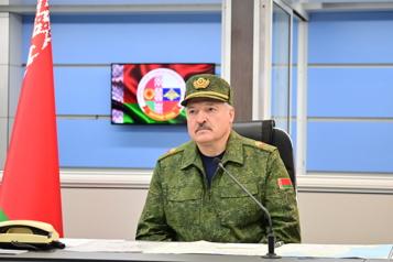 Biélorussie «Aucune porte de sortie» pour Loukachenko, selon la leader de l'opposition)