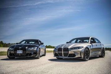 Banc d'essai  BMW M3/M4 : tant qu'il reste une goutte d'essence)