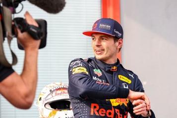 Grand Prix d'Émilie-Romagne Verstappen vainqueur d'une course mouvementée)