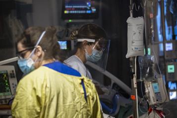 Pénurie de main-d'œuvre  Québec veut accélérer la formation des infirmières auxiliaires )