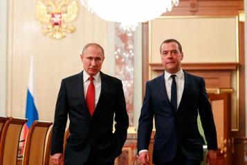 Russie: les grandes manœuvres deVladimir Poutine