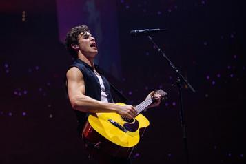 Shawn Mendes: tout d'une vedette!