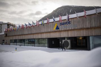 Forum économique mondial de Davos La Chine met en garde contre une «nouvelle guerre froide»)