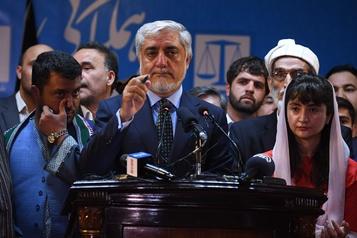 Présidentielle en Afghanistan: accusations de fraude par le principal concurrent du président