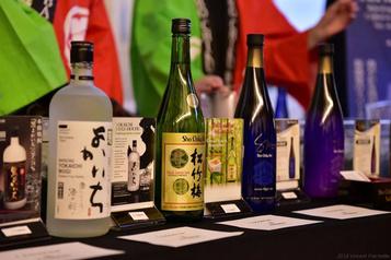 Festival Kampaï Montréal: saké à profusion