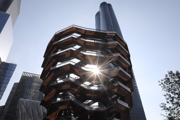 Le nouveau New York à Hudson Yards