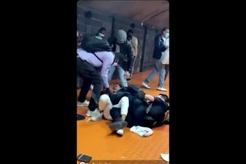 Arrestation musclée dans le métro La STM fait appel à un expert en déontologie)