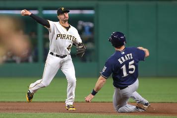 Pirates: opéré à la hanche, Kevin Kramer sur le carreau pour de 4 à 6mois)