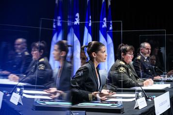 Québec intensifie sa lutte contre les groupes criminels)