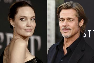 Un juge octroie à Brad Pitt la garde partagée de ses enfants)