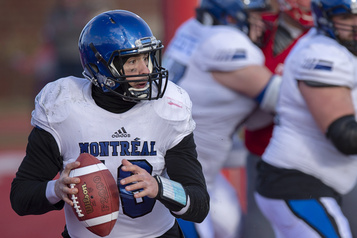 Coupe Vanier: les Carabins ignorent qui sera leur quart partant