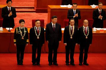 La Chine a passé «l'épreuve» de la COVID-19, assure Xi Jinping)