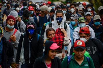 Aide financière Les États-Unis vont allouer 4milliards à des pays d'Amérique centrale)